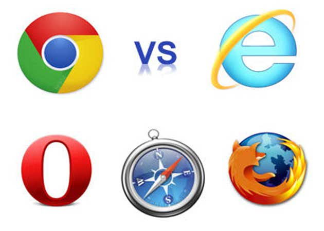 Chrome supera a Internet Explorer en cuota de mercado