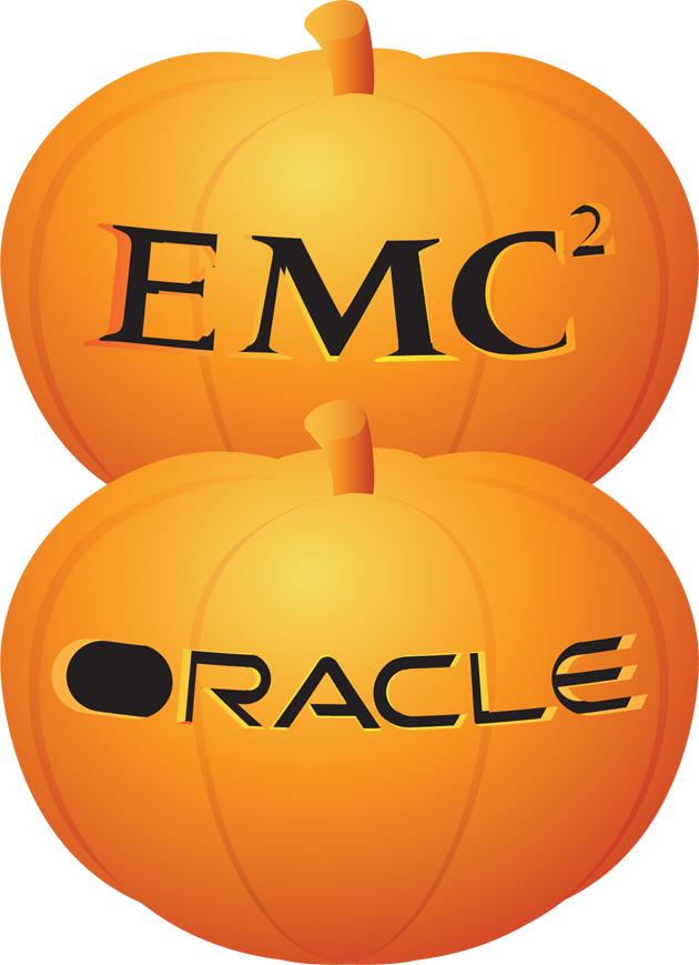 EMC y Oracle