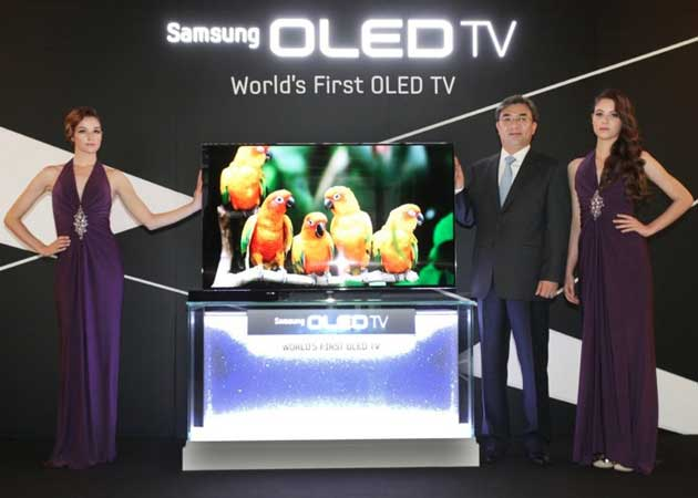 Samsung OLED ES9500, 7.000 euros de tecnología