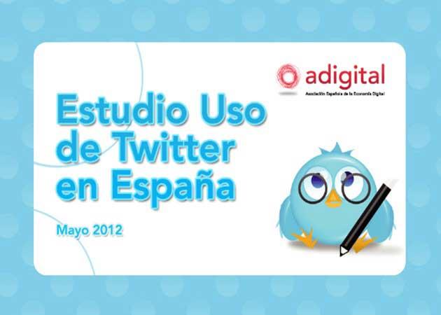 Twitter en España: crece el uso profesional y móvil