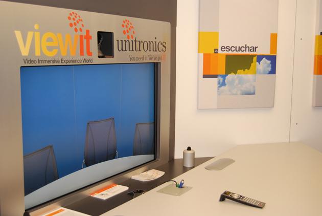 Unitronics instalará telepresencia en la Administración General del Estado