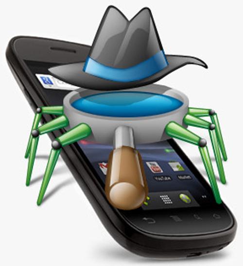 Virus en móviles