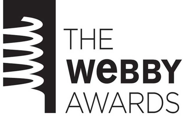 Múltiples ganadores en los 'Oscar de Internet', Webby Awards