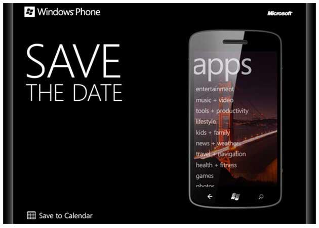 Microsoft anuncia evento Windows Phone Developer Summit ¿WP8?