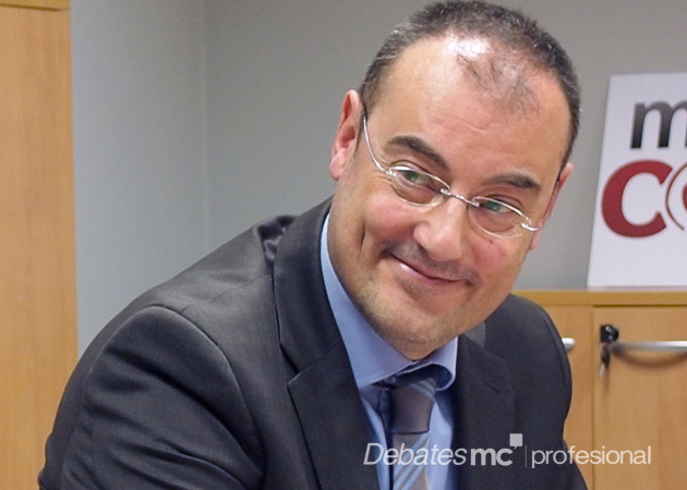 Alejandro Giménez, de EMC