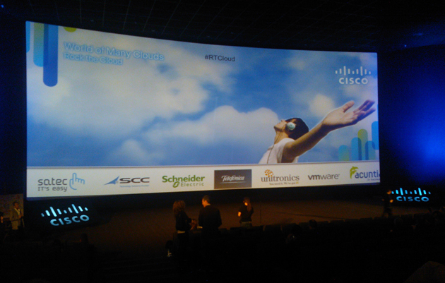 Cisco Rock the cloud
