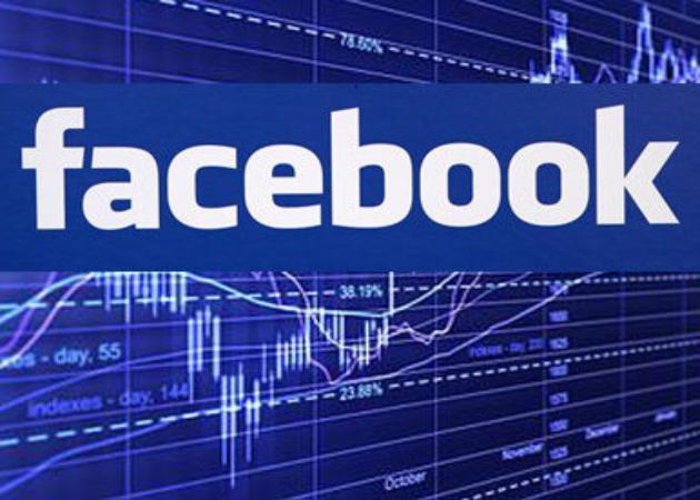 Facebook aumenta precio de acciones en la OPI