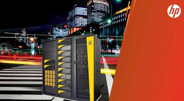 Virtualización y Green IT en Convergencia HP