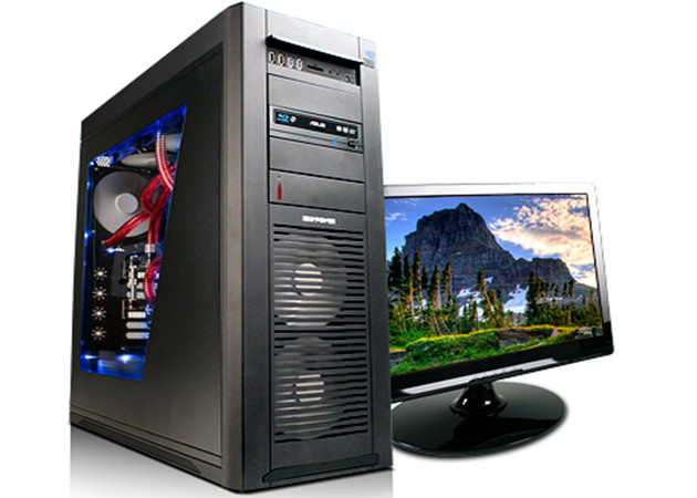 iBuyPower anuncia workstation con doble CPU Xeon E5