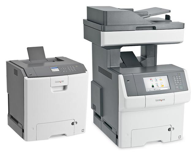 Lexmark lanza dos familias de impresoras y MFPs láser color inteligentes