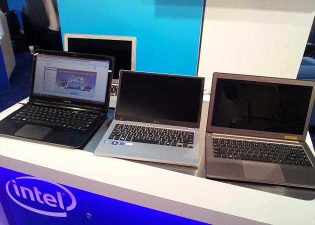 Los Intel Ultrabooks rebajan nivel para abaratar precios