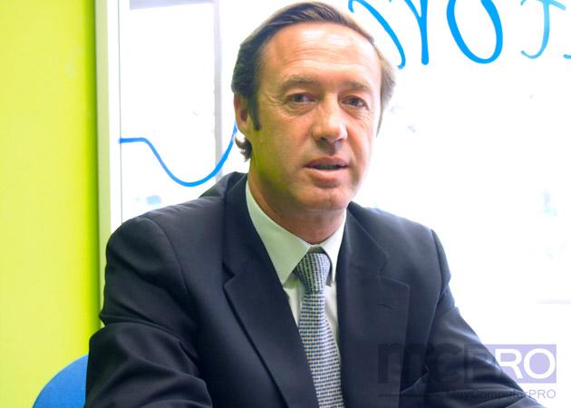 """J. Santos, de Siemens Enterprise: """"La tecnología es la palanca para abordar procesos de optimización para mejorar la producción"""""""