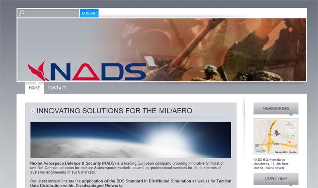 NADS refuerza su sistema de calidad para competir fuera de España