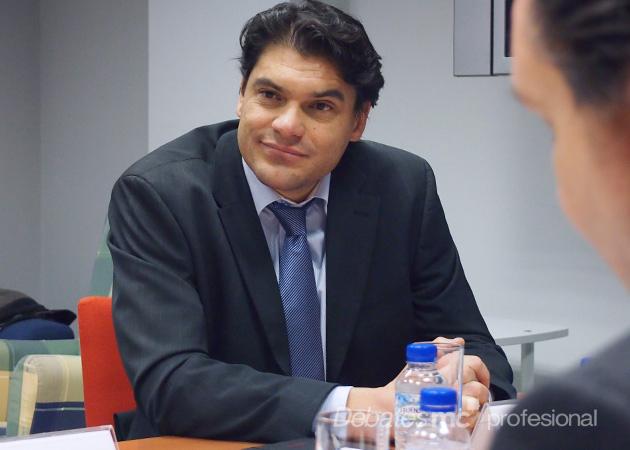 José Manuel Pélaez, de Oracle