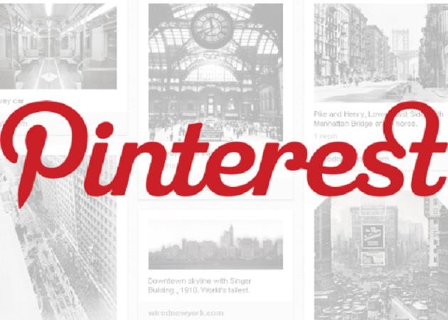 Pinterest consigue 100 millones de dólares de fondos en nueva ronda de financiación