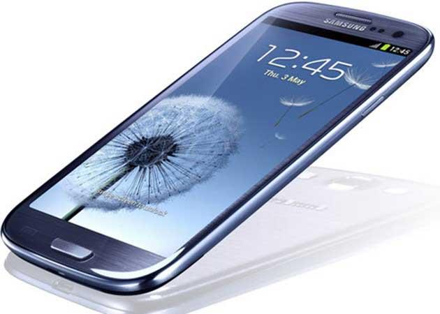 Samsung bate récords de reservas para el Galaxy S III