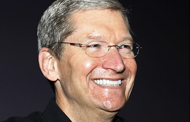 El CEO de Apple 'pasa' de 75 millones de dólares