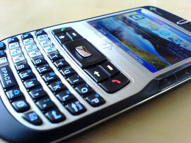 Uso de los smartphones