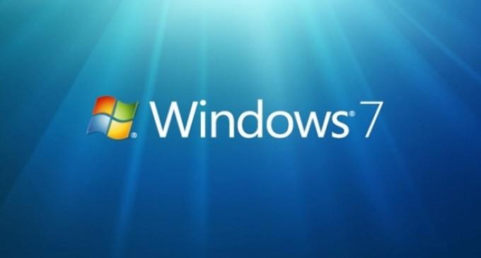 Windows 7 se mantiene como líder frente a Windows 10