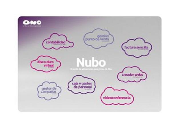 ONO lanza Nubo, su nuevo servicio de aplicaciones en la nube
