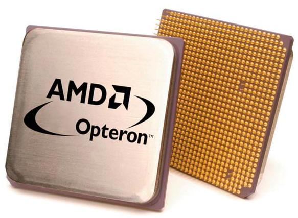 AMD lanza nuevos procesadores Opteron para servidores y workstation