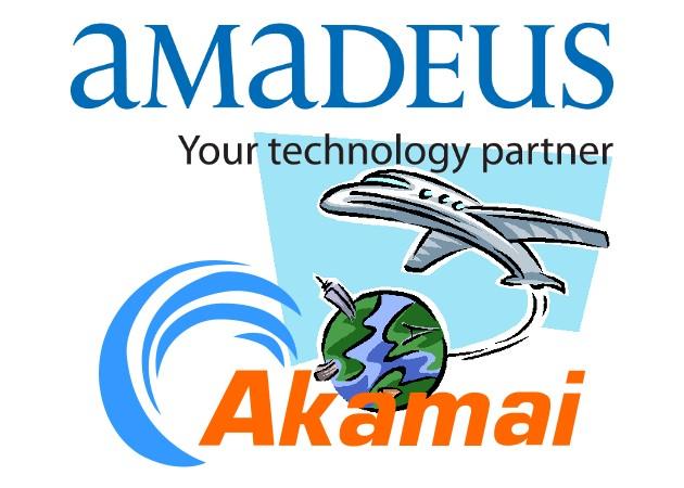 Amadeus se asocia con Akamai para mejorar sus servicios web