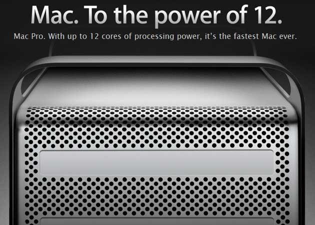 Nuevo Apple Mac Pro, procesador y poco más