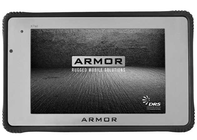 Nuevos tablets rugged ARMOR con Windows 7 y Android