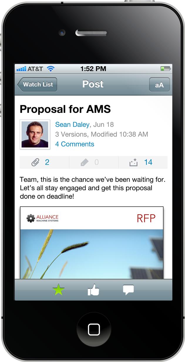 Cisco extiende la colaboración social a dispositivos móviles, mail y apps de productividad