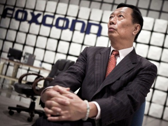 CEO Hon-Hai: el iPhone 5 'avergonzará' al Galaxy S III