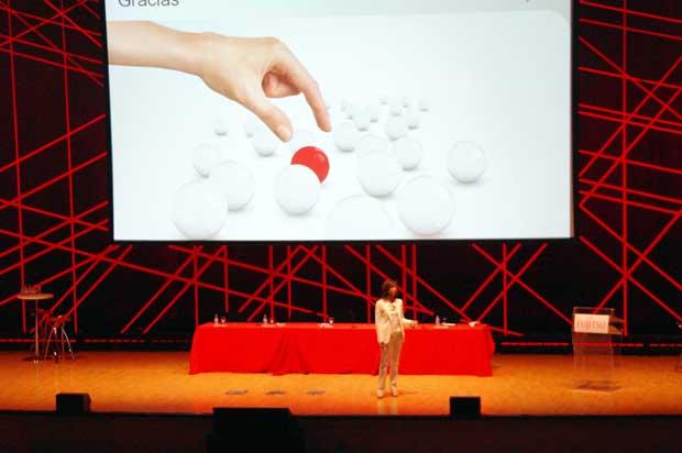 Éxito de Fujitsu IT Future 2012