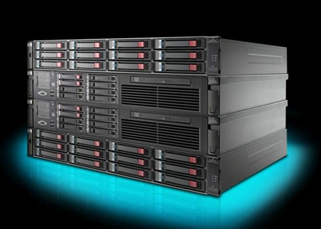 HP bate récords en velocidad de deduplicación de datos