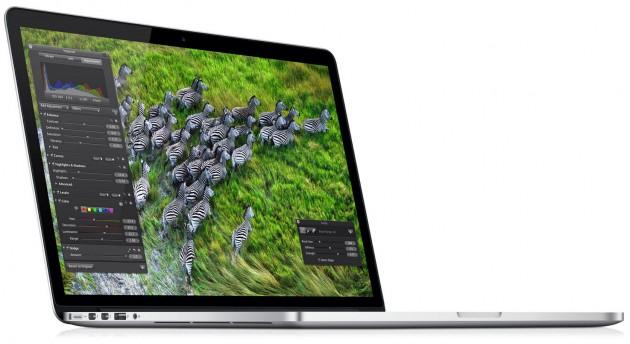 199 euros por el reemplazo de las baterías del MacBook Pro Retina