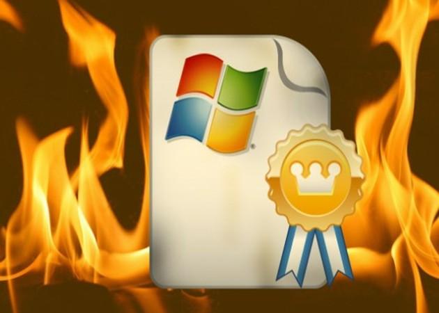 Microsoft revisa su gestión de certificados ante la amenaza del virus espía Flame