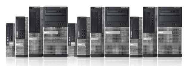 Nueva gama de equipos Dell Latitude y OptiPlex para el mercado profesional
