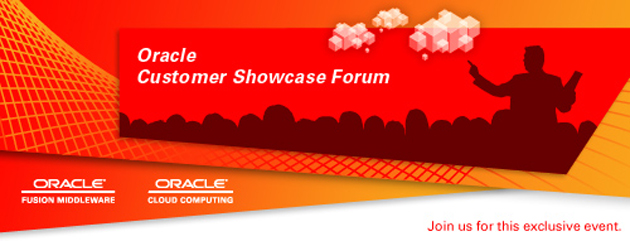 Oracle Customer Showcase Forum