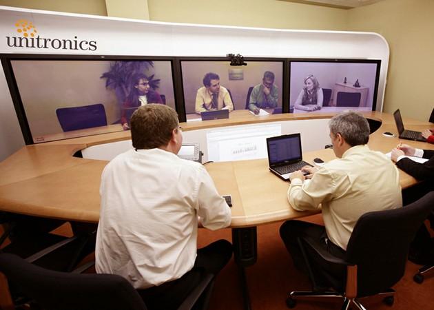 Unitronics ofrece servicio de Telepresencia Internacional B2B