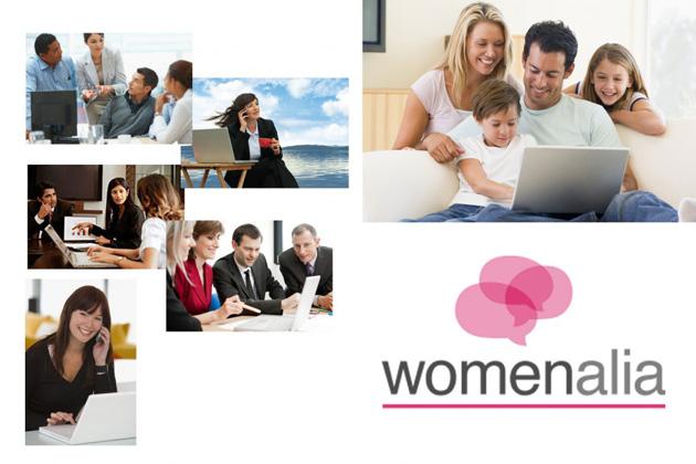 Womenalia.com presenta su plataforma de empleo Wempleo