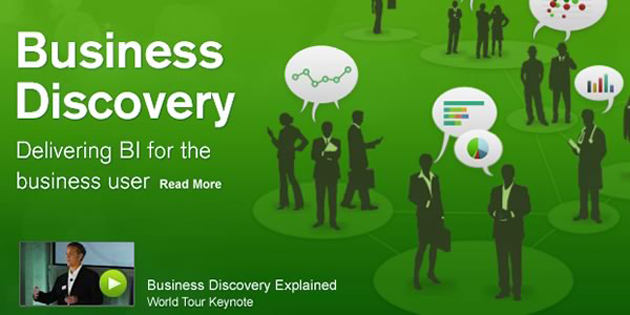 Business Discovery QlikView