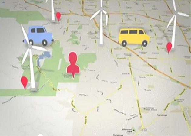 Coordina a tus empleados con Google Maps Coordinate