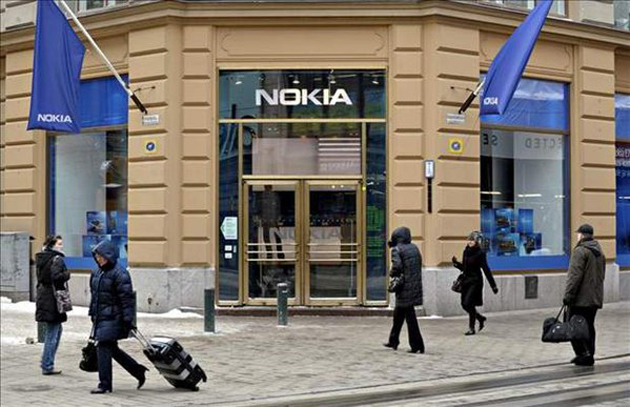 Despidos Nokia