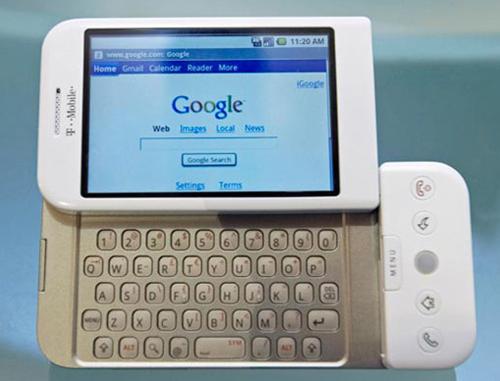 Google en el móvil