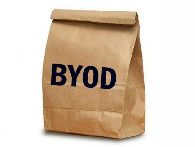 BYOD y las aplicaciones, en Convergencia HP
