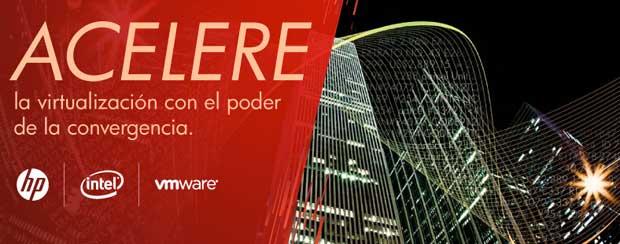 Virtualización en los entornos de Infraestructura Convergente de HP