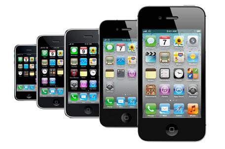 El iPhone cumple cinco años