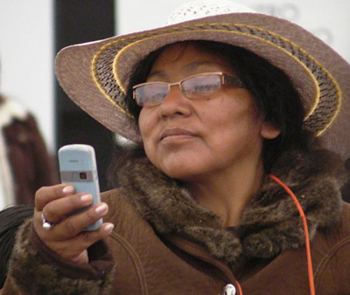 Móviles en Latinoamérica