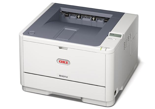 OKI lanza la impresora monocromo B401
