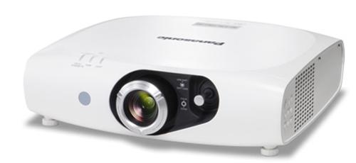 Panasonic 1080p sin lámpara, nuevos proyectores profesionales