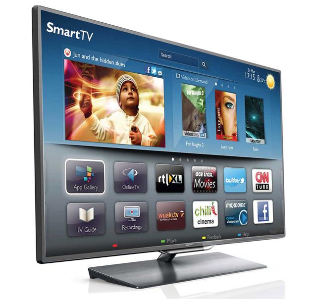 Desarrollan el primer antivirus para Smart TV