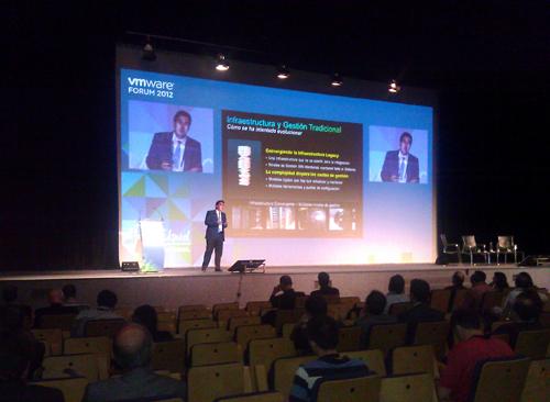 vmware forum 5 VMware Forum 2012: de la virtualización al cloud